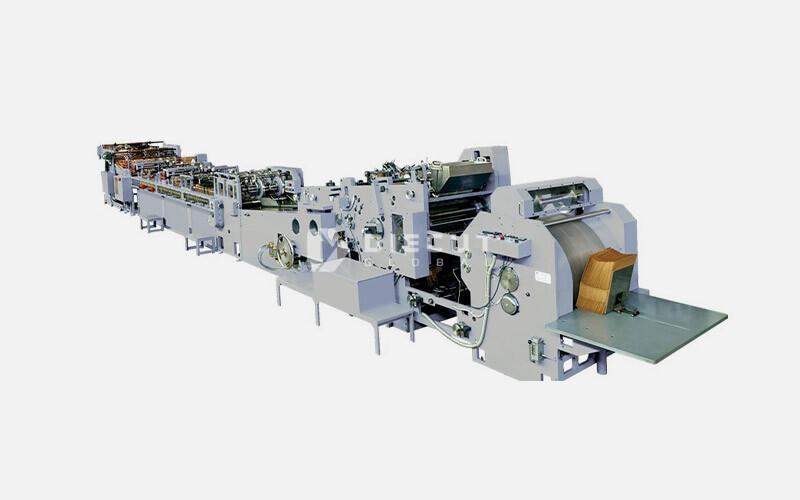 DCG Series Paper Bag Machine