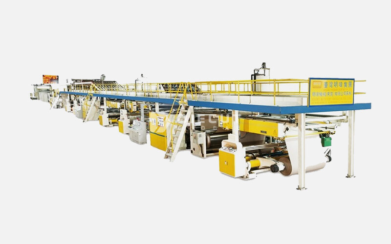 Smart High Speed Corrugated Line