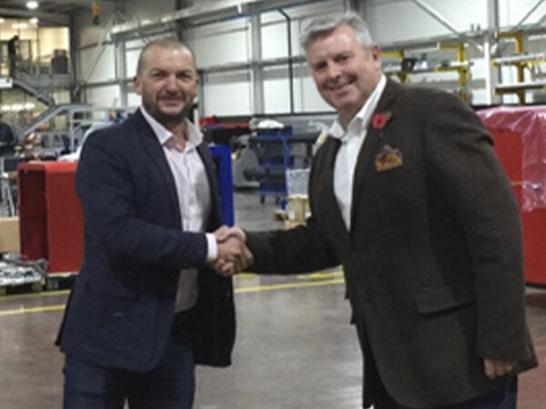 Diecut Global appointed UK dealer for New Solution Multi printer
